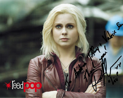 Rose McIver's Autograph Andrea Tiffany aglimpseofglam