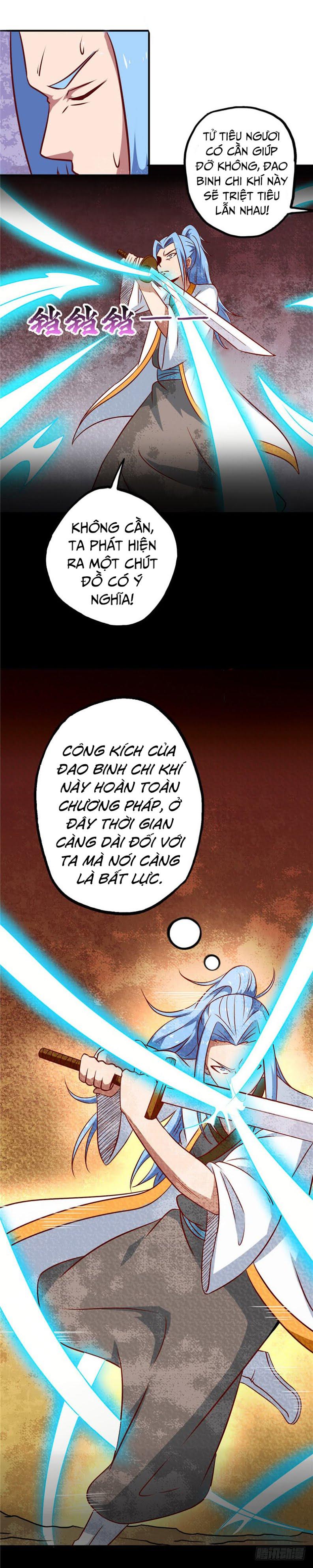 Chí Tôn Võ Đế Chapter 82 video - Hamtruyen.vn