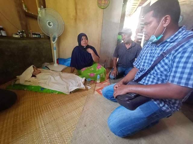 Haji Uma Bantu Biaya Pendamping Balita Penderita Hidrosefalus di Aceh Utara Sudah 3 Kali Jalani Operasi