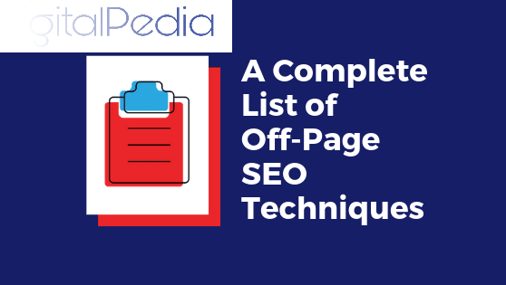 Ultimate Off-Page Seo Techniques in 2020