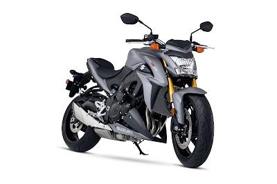 Suzuki GSX-S1000 ABS front view