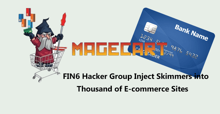 FIN6 Hacking Group
