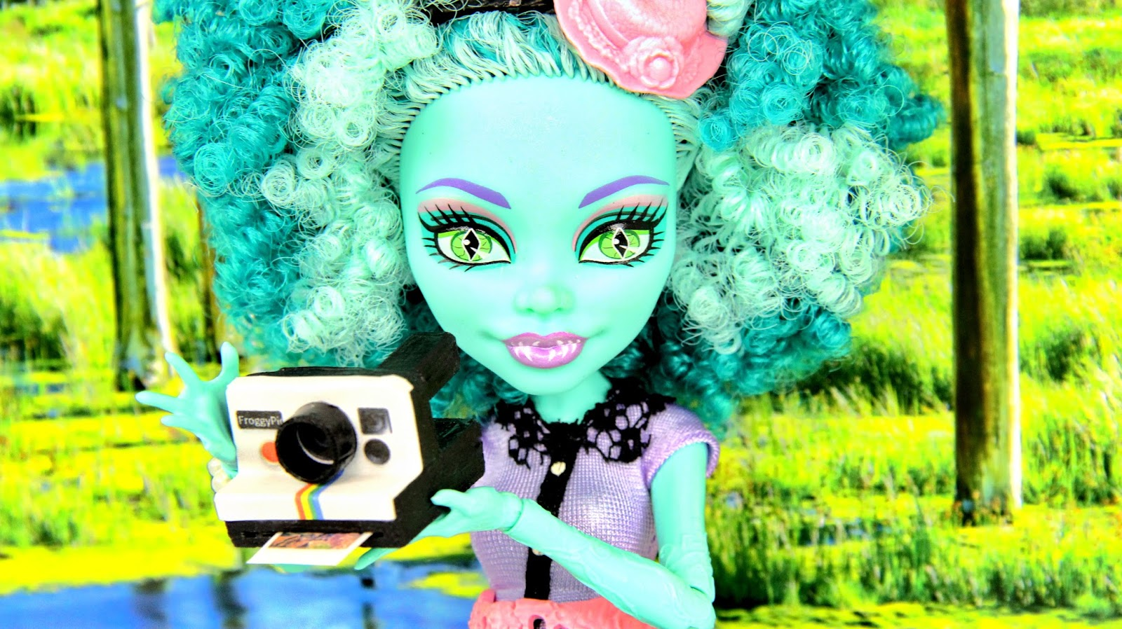 My Froggy Stuff: Say Cheese! How to Make a Doll Instant Camera
