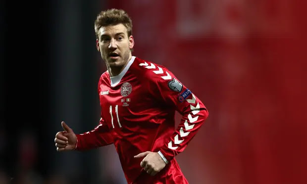 Nicklas Bendtner has announced his retirement from professional football
