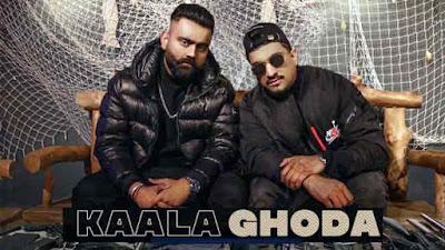 Kaala Ghoda Lyrics Sung By Amrit Maan & DIVINE
