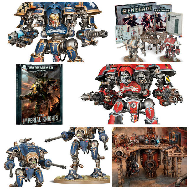 novedades imperial knights