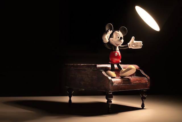 ミッキーマウス画像
