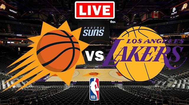 EN VIVO | Phoenix Suns vs. Los Angeles Lakers, Playoffs de la NBA ¿Dónde ver el partido online gratis en internet?