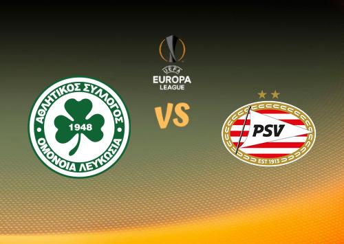 Omonia Nicosia vs PSV  Resumen