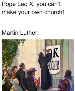 OK Boomer Meme by @latipico on Instagram