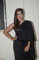 Pavani Reddy in Black Saree Sleeveless Choli ~  Exclusive 37.JPG