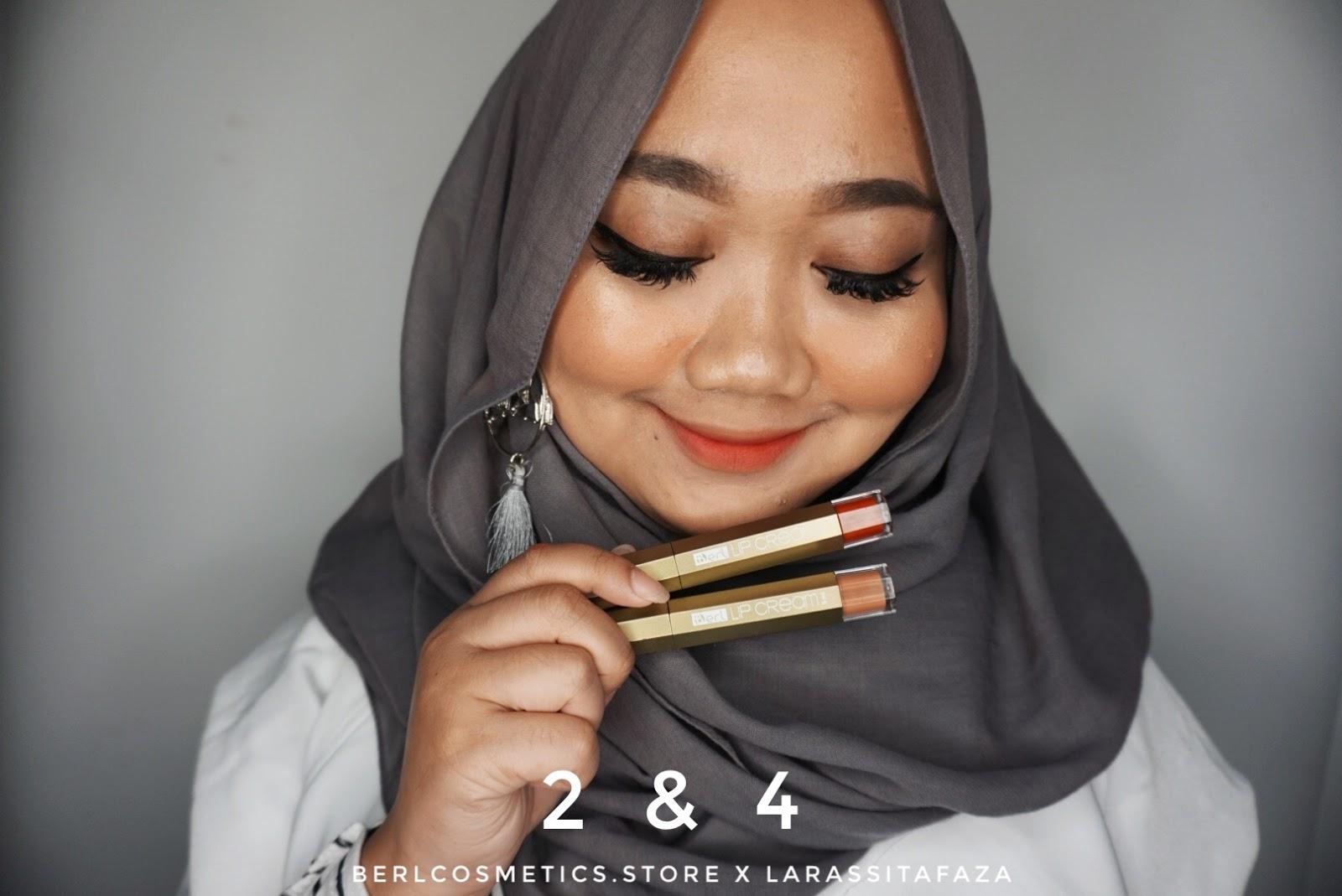 Review Produk B Erl Cosmetics Store Laras Sita Faza Matte Lip Cream Yang Aku Suka Dari Beauty Ini Ga Lengket Sama Sekali Dan Bikin Garis Bibir Keliatan Untuk Dijadiin Ombre Lips Pun Masalah