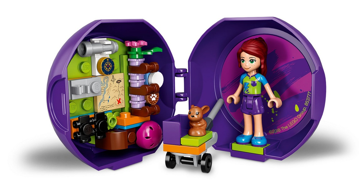 Heartlake Times 5 New Lego Friends Pods