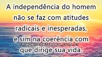 Frases sobre o Brasil ser Independente