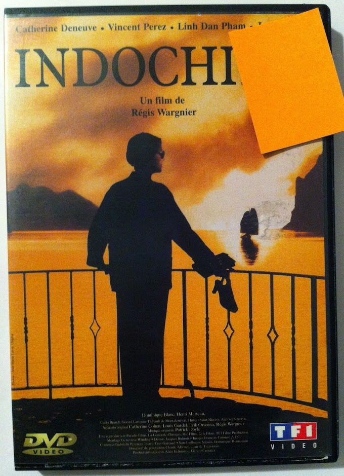 DVD - Indochine - Película