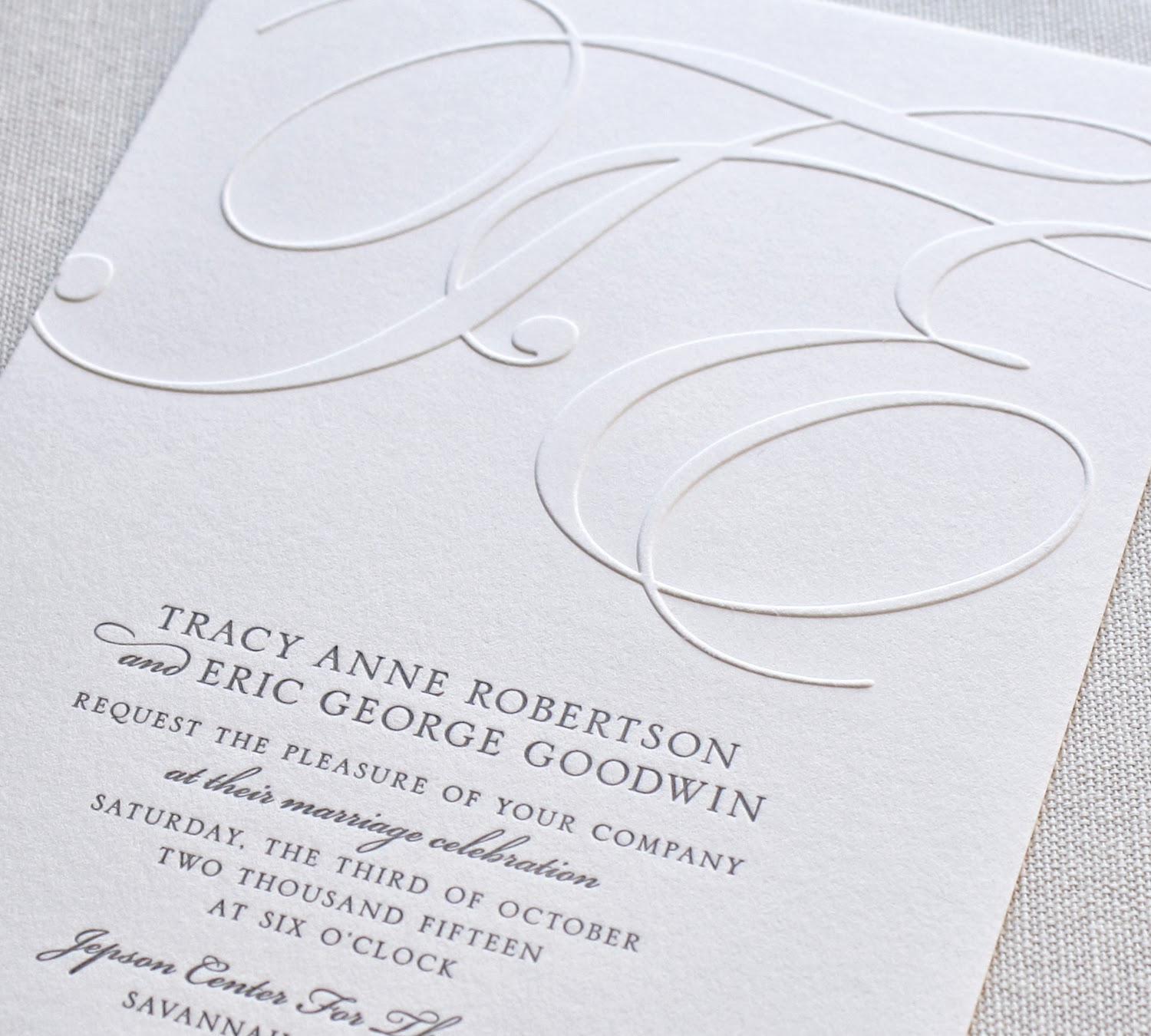 Ordering Your Wedding Invitations 101 Advice From A Stationer