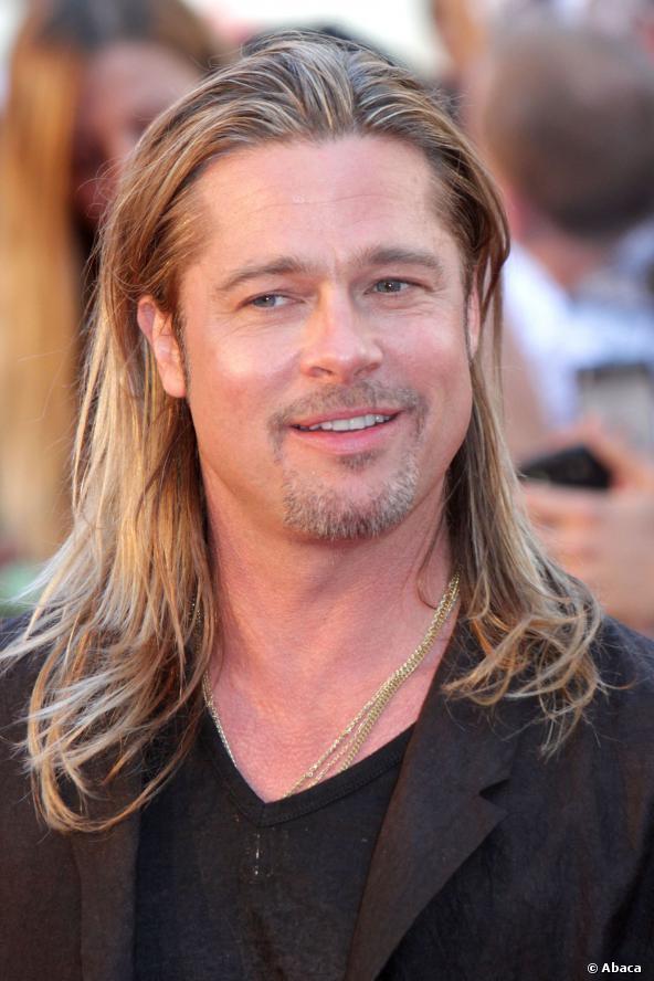 27 Handsome Brad Pitt S Hairstyles Hairstylo
