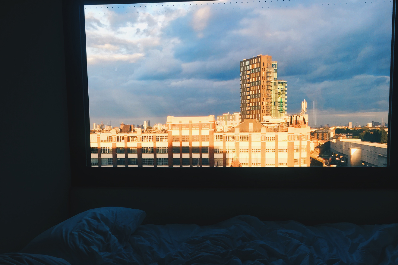 A ROOM WITH A VIEW OVER SHOREDITCH | CITIZEN M