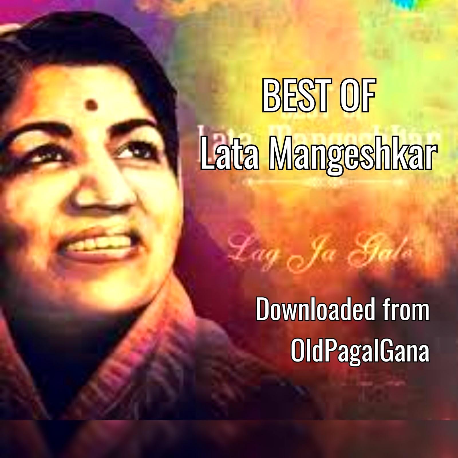 Best Of Lata Mangeshkar Mp3 Songs All Songs Free Downloads