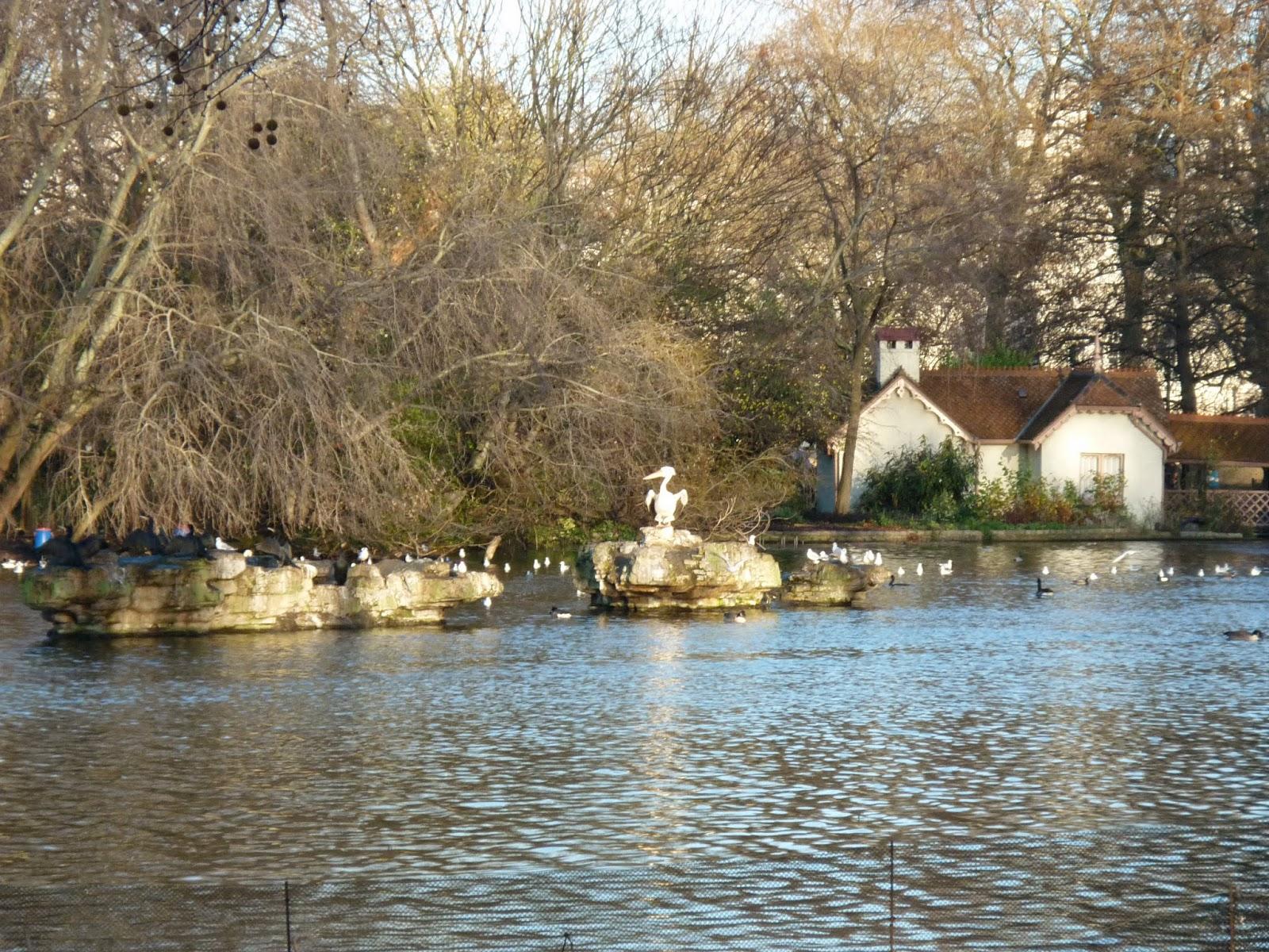 Saint James's Park à Londres