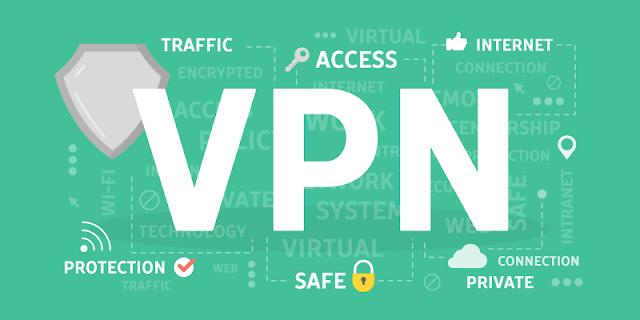 Hide your IP address when sending an e-mail using a VPN