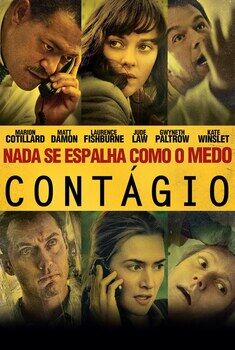 Contágio Torrent – BluRay 1080p Dual Áudio