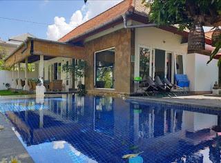 Villa lease Sanur Bali