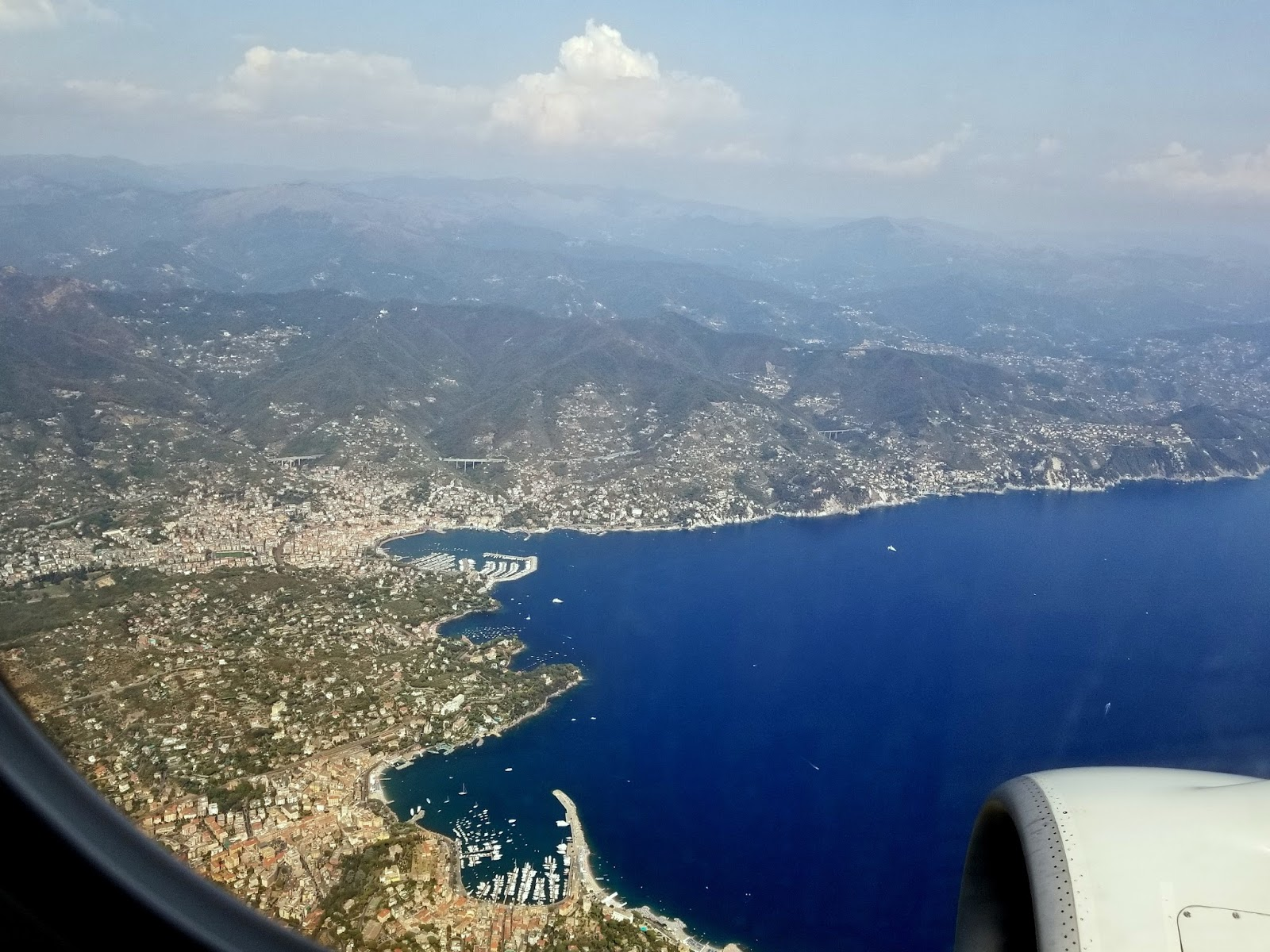 Travel to Liguria and Genoa in Italy