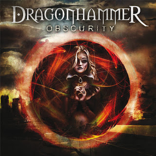 "Dragonhammer - ""Fighting The Beast"" (lyric video) from the album ""Obscurity"""
