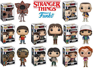 Stranger Things, Funko POP, Gifts, Merchandise, Stephen King Store