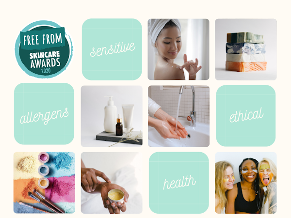 The Free From Skincare Awards 2020 Shortlist is Announced