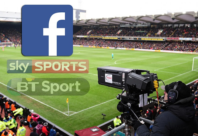 Facebook chief won't rule out bid for Premier League broadcast rights
