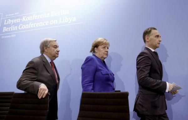 Όλα όσα συμφωνήθηκαν στο Βερολίνο για τη Λιβύη