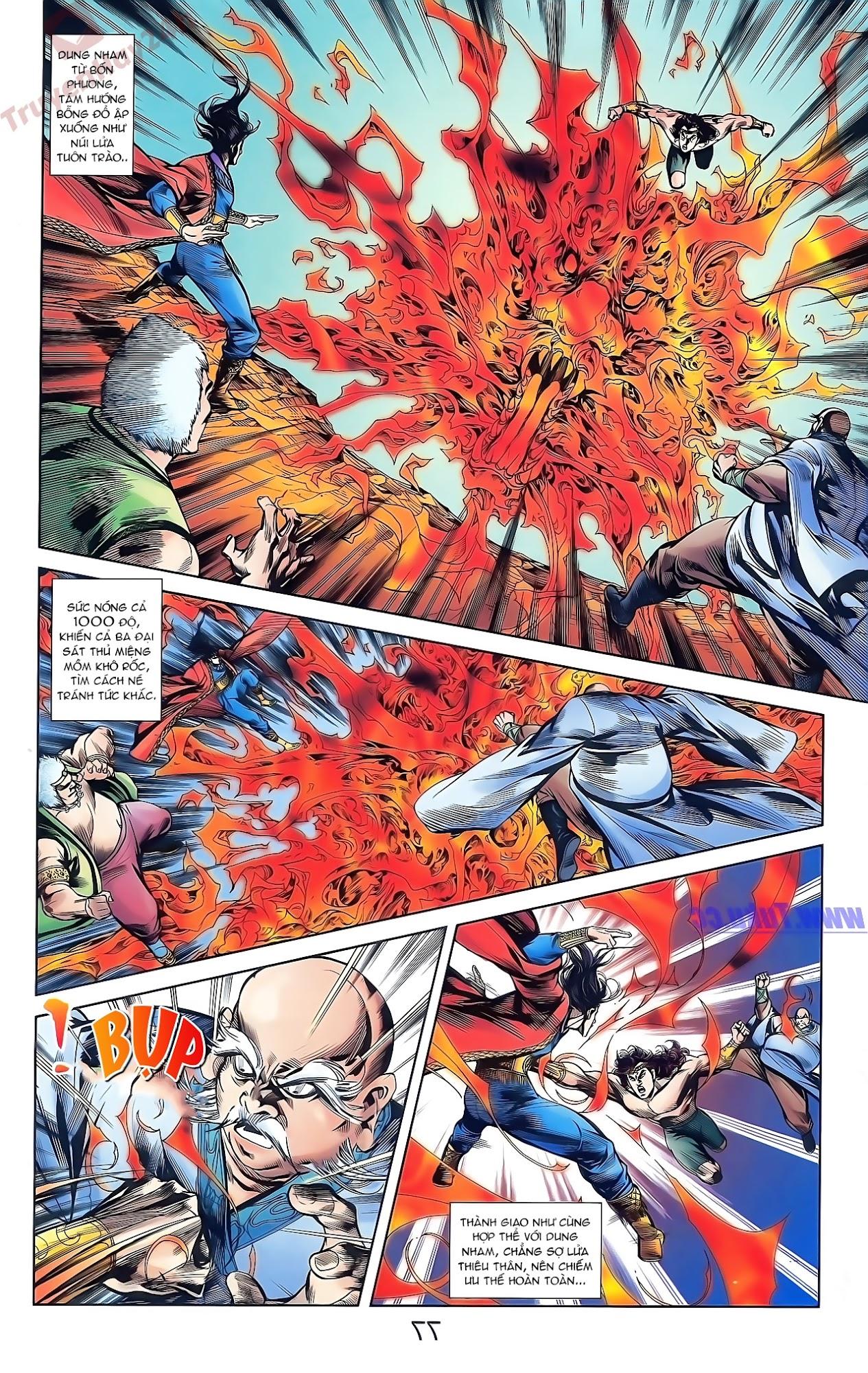Tần Vương Doanh Chính chapter 44 trang 29