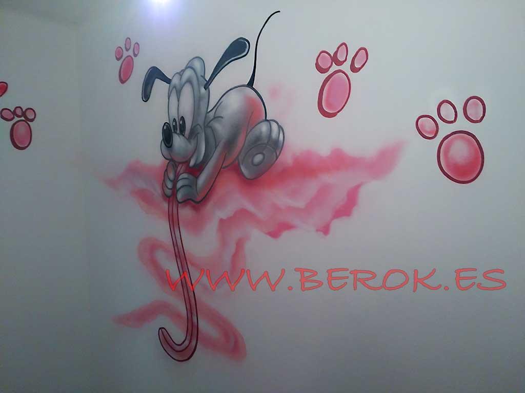 murales para infantiles
