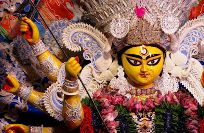 Why Durga Puja is celebrated ?