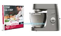 Logo Concorso '' d'Osa in Posa'': vinci 28 cofanetti Smartbox e 1 Robot da cucina! Anticipazione!