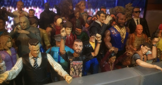 TOYS: LOST ENTERTAINMENT SUPER WRESTLEMANIA
