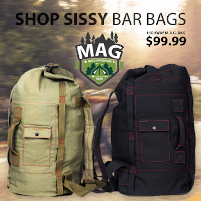 Shop Sissy Bar Bags