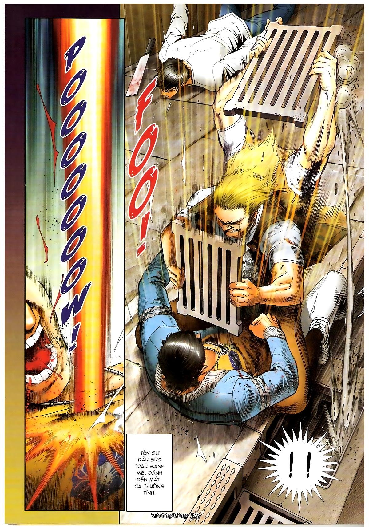 Người Trong Giang Hồ - Chapter 1262: Tưởng Thiên Sinh và Mẹ Đẹp - Pic 22