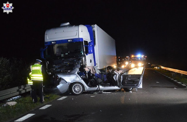 Biłgoraj, Parczew: Dwa tragicznych wypadki