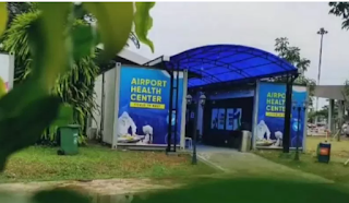 Angkasa Pura II Turunkan Tarif Tes COVID-19 di Airport Health Center