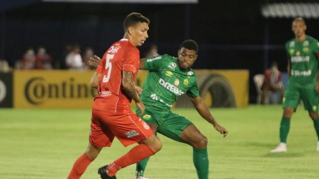 Copa do Brasil: Cuiabá empata com 4 de julho e é eliminado nos pênaltis