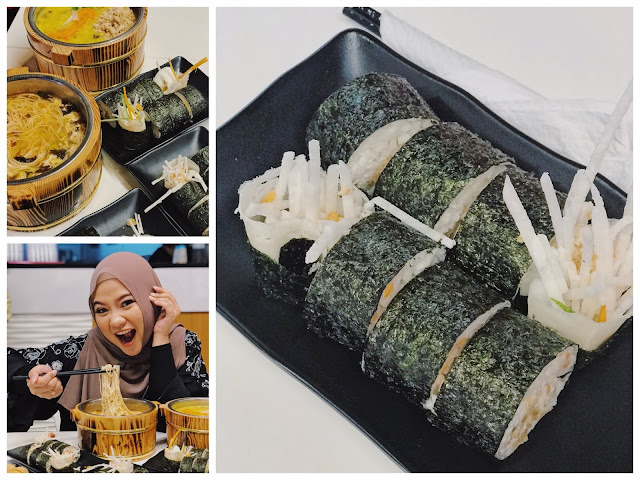 popia roll seaweed club paradigm mall one utama