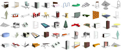 Thư viện BIM Objects