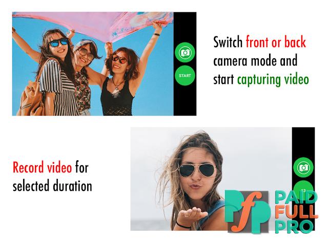 FourInOne Video Selfie latest apk
