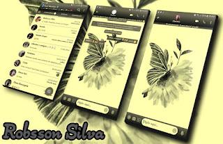 Butterfly Theme For YOWhatsApp & Fouad WhatsApp By R̳o̳b̳s̳s̳o̳n̳