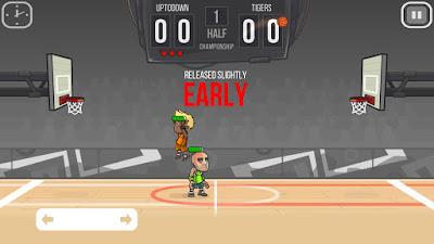 لعبة كرة السّلة Basketball Battle بأسلوب لعب رائع - مهكرة للأندرويد