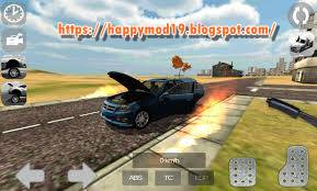 Screenshot 1 of Real Driving Sim 3.1 Apk + Mod (Unlimited Money)
