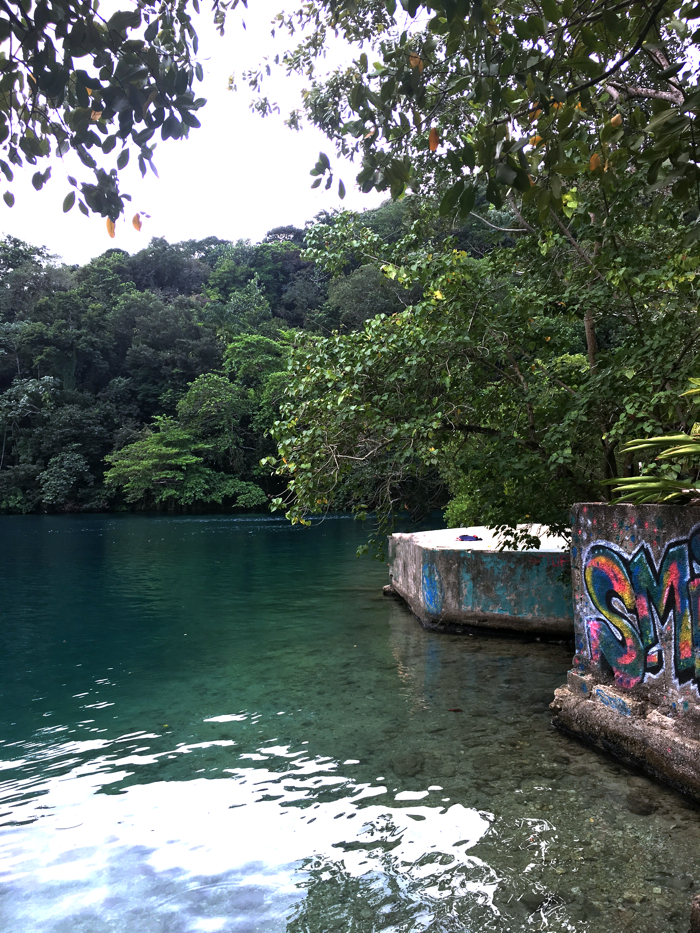 The Blue Lagoon-Jamaica-design addict mom
